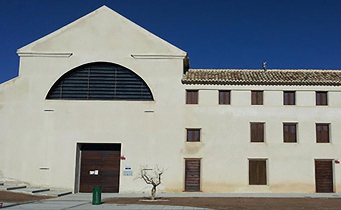 convento san francisco Huescar