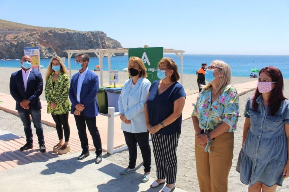 El delegado de Turismo visita Motril