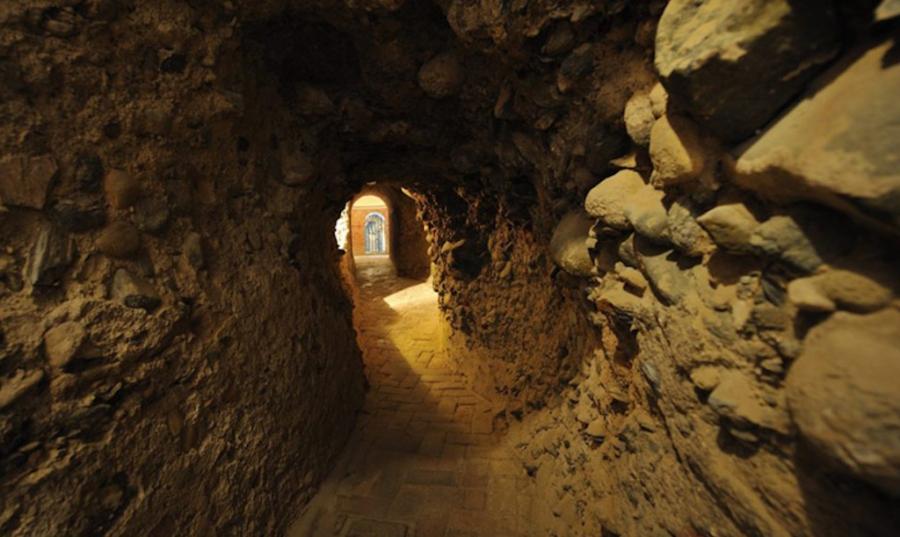 Santas Cuevas Abadía del Sacromonte