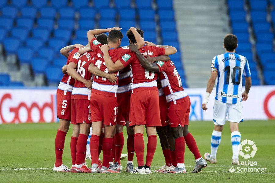 Granada CF Anoeta REal Sociedad