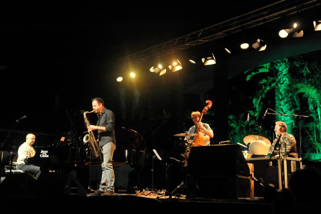 jazz en la costa   Gabinete