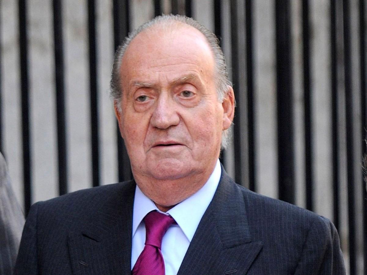 El Rey Juan Carlos, en una imagen de archivo – EUROPA PRESS – Archivo