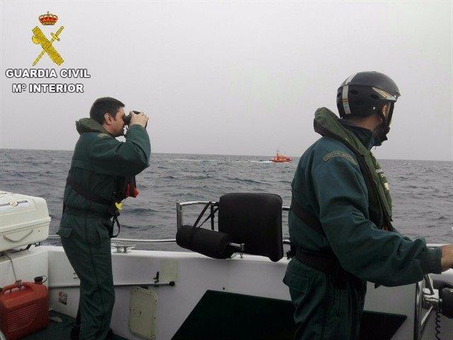 Servicio Marítimo de la Guardia Civil - GUARDIA CIVIL- ARCHIVO
