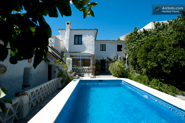 10 lugares mgicos donde alojarte en Granada  Gua