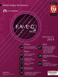 flamencovienedelsur2014
