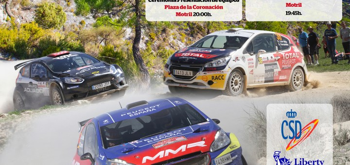 I Rallye Costa Tropical