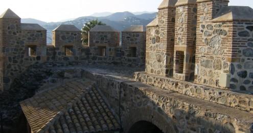 Castillo de San Miguel, Almuñécar, Granada