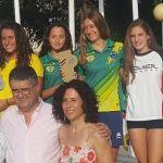 Brillante subcampeonato de Andalucía para el equipo absoluto del CN Churriana