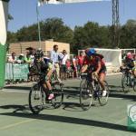 El Circuito Granada de ciclismo tuvo su cierre en Armilla para escuelas y cadetes