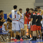 La preparación del Coviran Granada coge ritmo de partido en Murcia