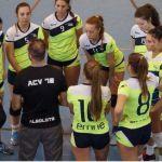 Albolote Club Voleibol prosigue con su ritmo victorioso
