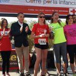 La Carrera por la Infancia de la Cruz Roja aglutina dos millares de participantes en Granada