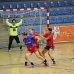 CDU Granada balonmano femenino iguala en zona canaria ante Fuerteventura