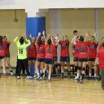 Universidad de Granada en balonmano femenino se hace fuerte en casa