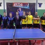 El Club Tenis de Mesa Ciudad Granada sabe sufrir para ganar en Huércal