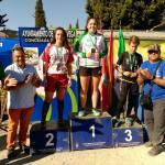 Huétor Vega cerró el Campeonato de Andalucía TrialBici 2017
