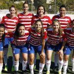 El Granada CF Femenino derriba contundentemente al líder