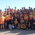 El Club Deportivo La Zubia participa en el Circuito Provincial de Campo a Través