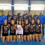 Histamar CDU Atarfe sigue invicto en la Primera División Andaluza voleibol