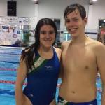 El CD Universidad Granada de natación presente en los Internacionales de Portugal