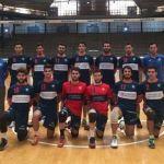 CDU Granada en voleibol masculino consigue un triunfo meritorio en Cartagena