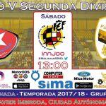 SIMA Peligros Fútbol Sala ante la amenaza Melistar en tierras melillenses