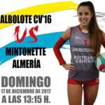 Albolote CV'16 obtiene un punto insuficiente en Primera Nacional femenina