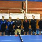 El Club Tenis Mesa Ciudad Granada no puede doblegar a CTM Murcia