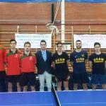 El Club Tenis Mesa Ciudad Granada supera a Cartagena en Primera Nacional