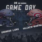 Granada Lions quiere resarcirse ante Valencia Giants