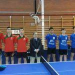 El Club Tenis de Mesa Ciudad Granada se acerca a la fase de ascenso tras la victoria
