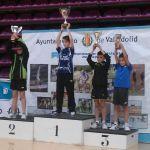 CTM La Zubia consiguió varios éxitos en el Estatal de Valladolid en tenis de mesa