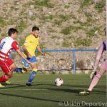 Las Palmas Atlético remonta a un Granada B que deja una buena imagen en las islas