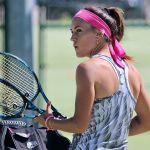 Cara y cruz para Nuria Párrizas en el primer día del ITF F6 de Sharm El Sheikh