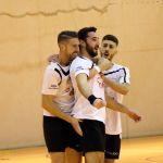 SIMA Peligros Fútbol Sala consigue un triunfo por pegada en su cierre como local
