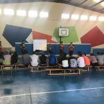 Granada Lions presentan unas jornadas de captación en el IES La Madraza