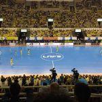 La Copa del Rey abre las puertas del Palacio de Deportes para SIMA Peligros Fútbol Sala