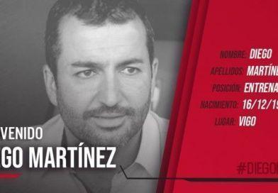El Granada CF hace oficial el nombramiento del nuevo técnico, Diego Martínez
