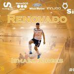 Ismael Jorges volverá a vestir la camiseta de Peligros Fútbol Sala tras renovar
