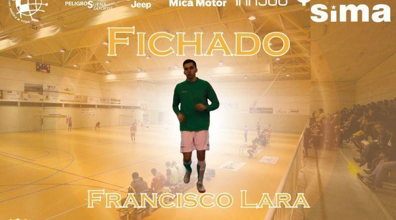 """SIMA Peligros Fútbol Sala apuntala la plantilla con el fichaje de Francisco Lara, """"Kiko"""""""