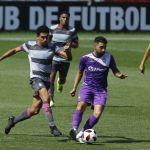 Recreativo Granada y Real Jaén siguieron su puesta a punto en la Ciudad Deportiva GCF