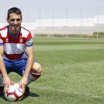 El Granada CF presenta a Fede San Emeterio, su última incorporación