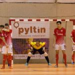 El marcador hace justicia con el SIMA Peligros Fútbol Sala, ante sus aficionados