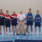 El Club Tenis de Mesa La Zubia obtiene resultados dispares en Ligas Nacionales