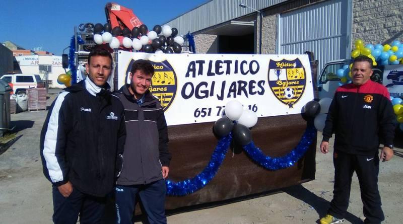 El Atlético de Ogíjares busca jugadores para su estructura de equipos