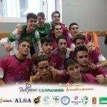 Debut de ensueño en el estreno liguero del Futsalhendin juvenil división de honor