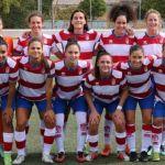 Un estreno exiguo del Granada CF Femenino ante el Santa Teresa
