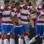 Luchar para ganar fue el lema del Recreativo Granada ante el Almería B