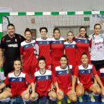 El Albolote Futsal femenino empata con Campillos en el debut liguero