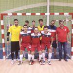 Albolote Futsal masculino consigue su segundo triunfo consecutivo